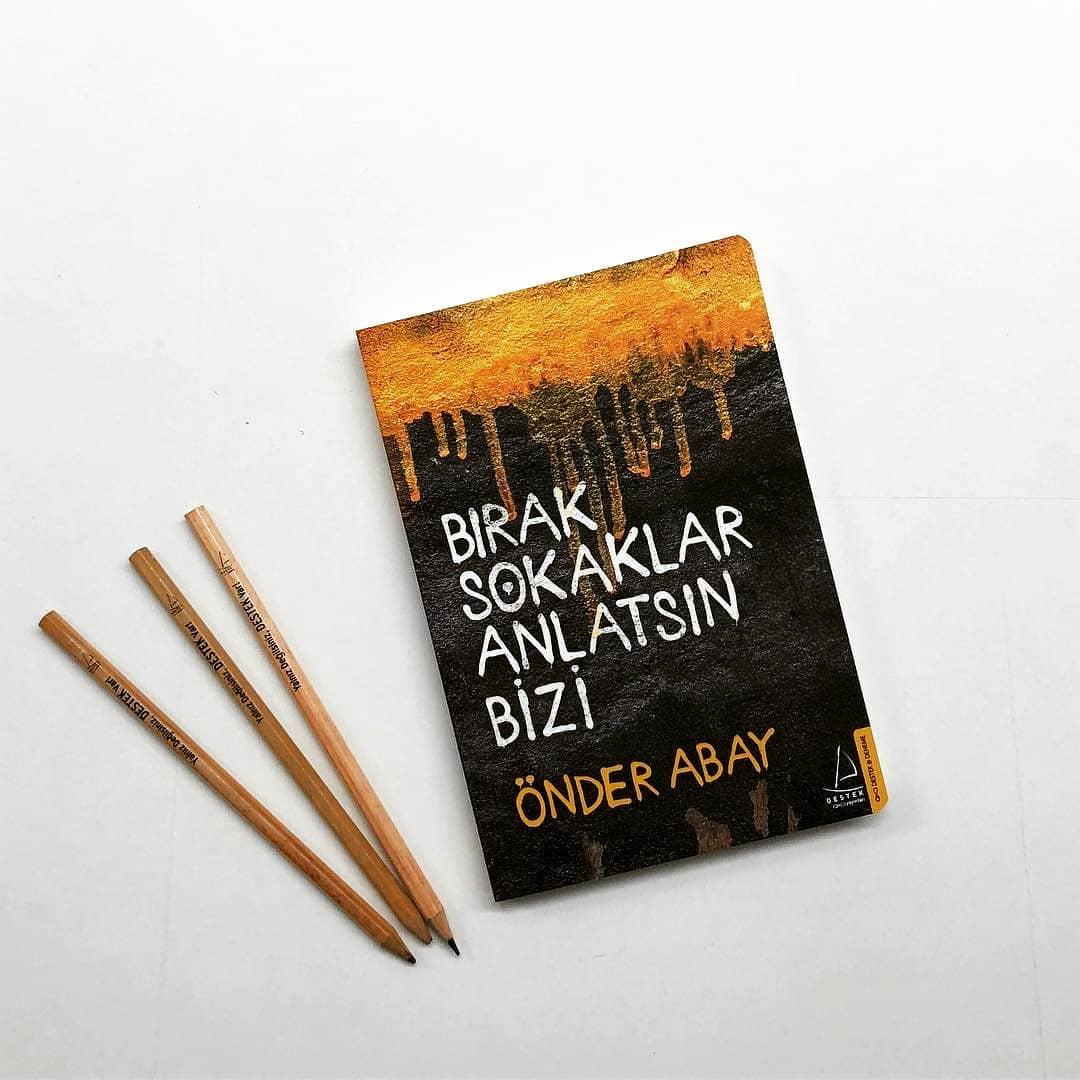 Podcast – Önder Abay'la İstanbul'un Arka Sokakları ve Öteki Gençlik